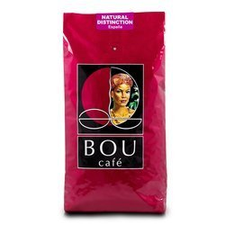 Kawa ziarnista BOU cafe NATURAL DISTINCTION 1 kg Espana