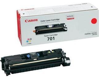 Toner oryginalny Canon 701M