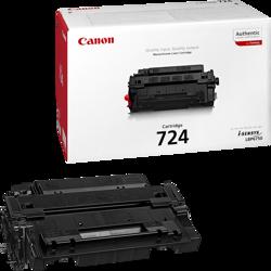 Toner oryginalny Canon 724
