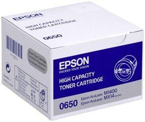 Toner oryginalny Epson C13S050650