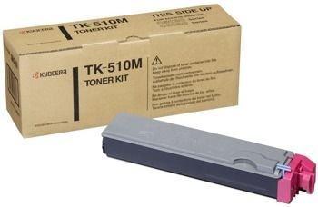 Toner oryginalny Kyocera TK-510M