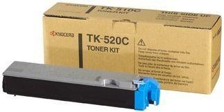 Toner oryginalny Kyocera TK-520C