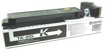 Toner oryginalny Kyocera TK-895K