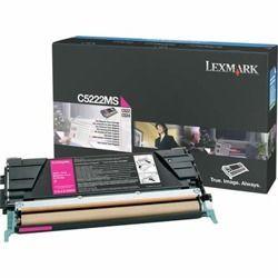 Toner oryginalny Lexmark C5222MS
