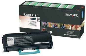 Toner oryginalny Lexmark E260A11E