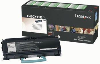 Toner oryginalny Lexmark E460X11E