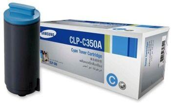 Toner oryginalny Samsung CLP-C350A