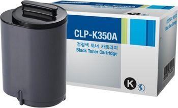 Toner oryginalny Samsung CLP-K350A