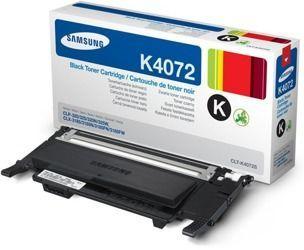 Toner oryginalny Samsung CLT-K4072S