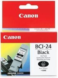 Tusz oryginalny Canon BCI-24 BK