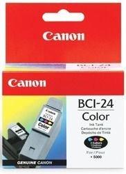 Tusz oryginalny Canon BCI-24 CMY