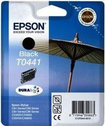 Tusz oryginalny Epson T0441 BK