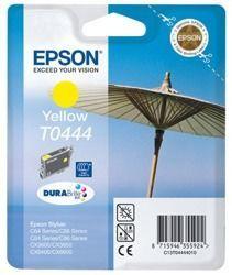 Tusz oryginalny Epson T0444 Y