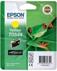 Tusz oryginalny Epson T0554 Y