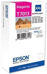 Tusz oryginalny Epson T7013 M