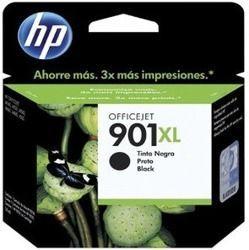 Tusz oryginalny HP 901XL BK (CC654AE)
