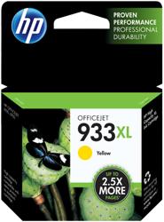 Tusz oryginalny HP 933XL Y (CN056AE)