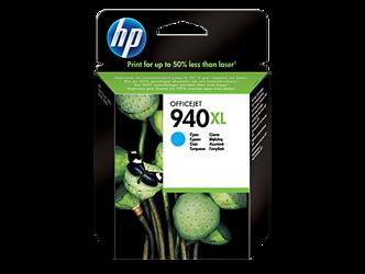 Tusz oryginalny HP 940XL C (C4907AE)