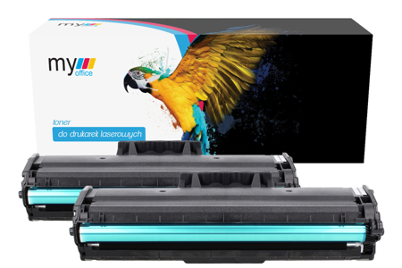 2 x Toner Samsung MLT-D111S zamiennik My Office (dwupak)