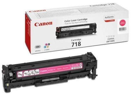Toner oryginalny Canon 718M