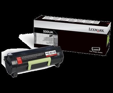 Toner oryginalny Lexmark 50F0XA0