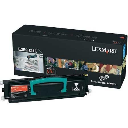 Toner oryginalny Lexmark E352H21E