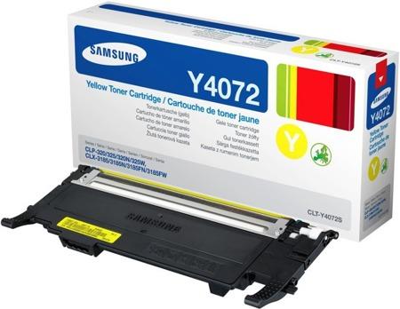 Toner oryginalny Samsung CLT-Y4072S