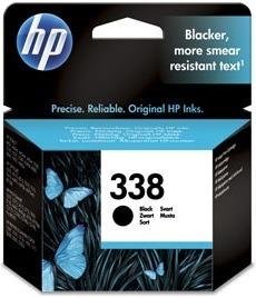 Tusz oryginalny HP 338 BK (C8765EE)