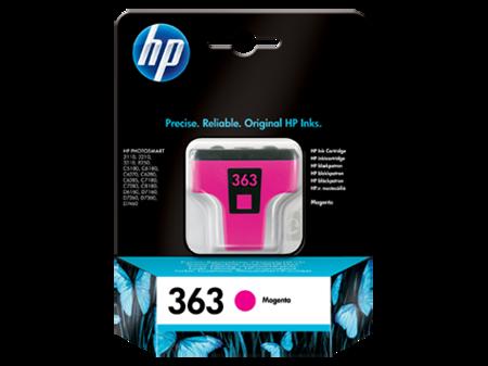 Tusz oryginalny HP 363 M (C8772EE)